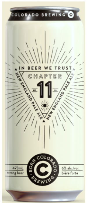 Chapter 11 New England Pale Ale 4 pack