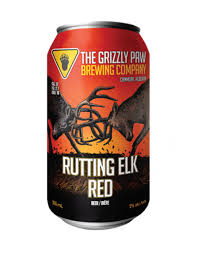 Grizzly Paw Rutting Elk 6 cans