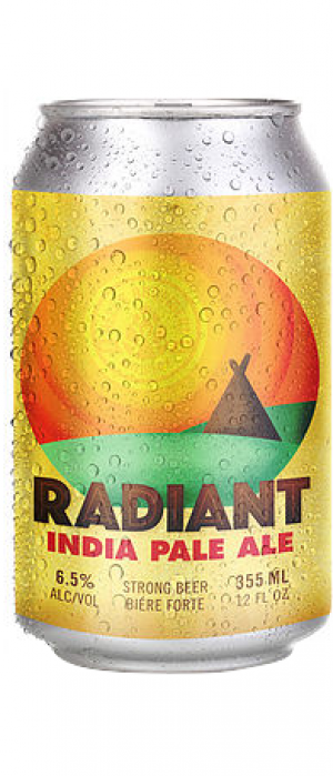 Hell's Basement Radiant IPA