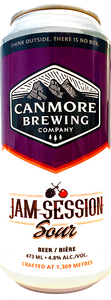 Canmore Brewing Jam Session Sour