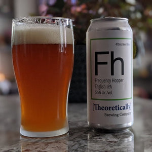 Theoretically Brewing Company Frequency Hopper