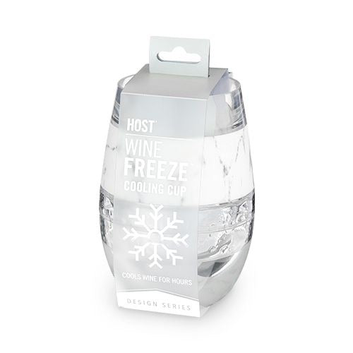 Host Freeze Glass