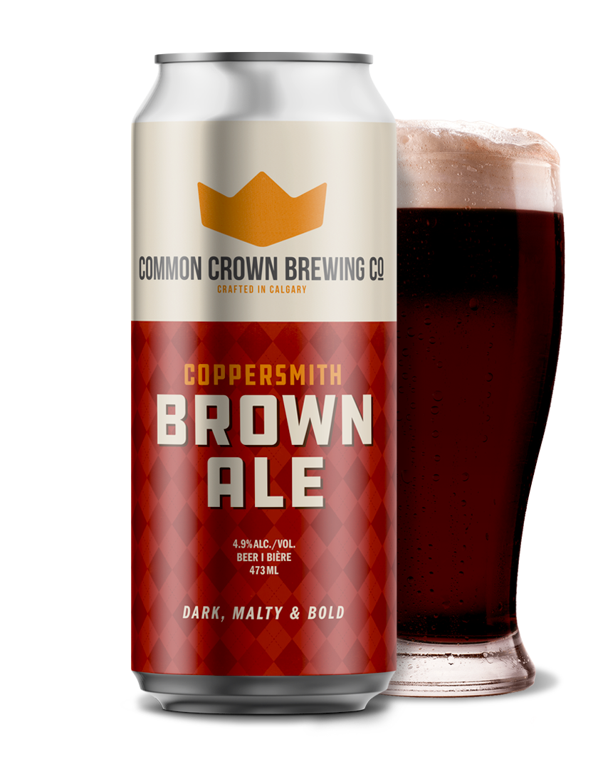 Common Crown Coppersmith Brown