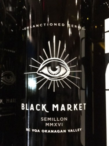 Black Market Semillon
