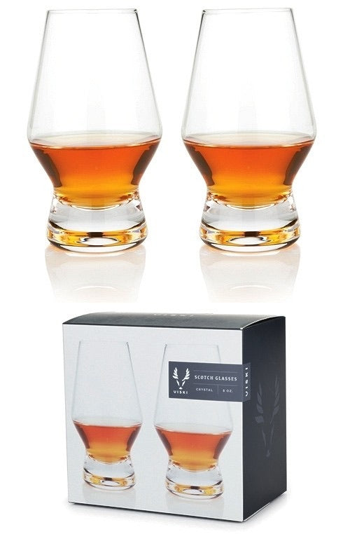 Viski Scotch Glasses