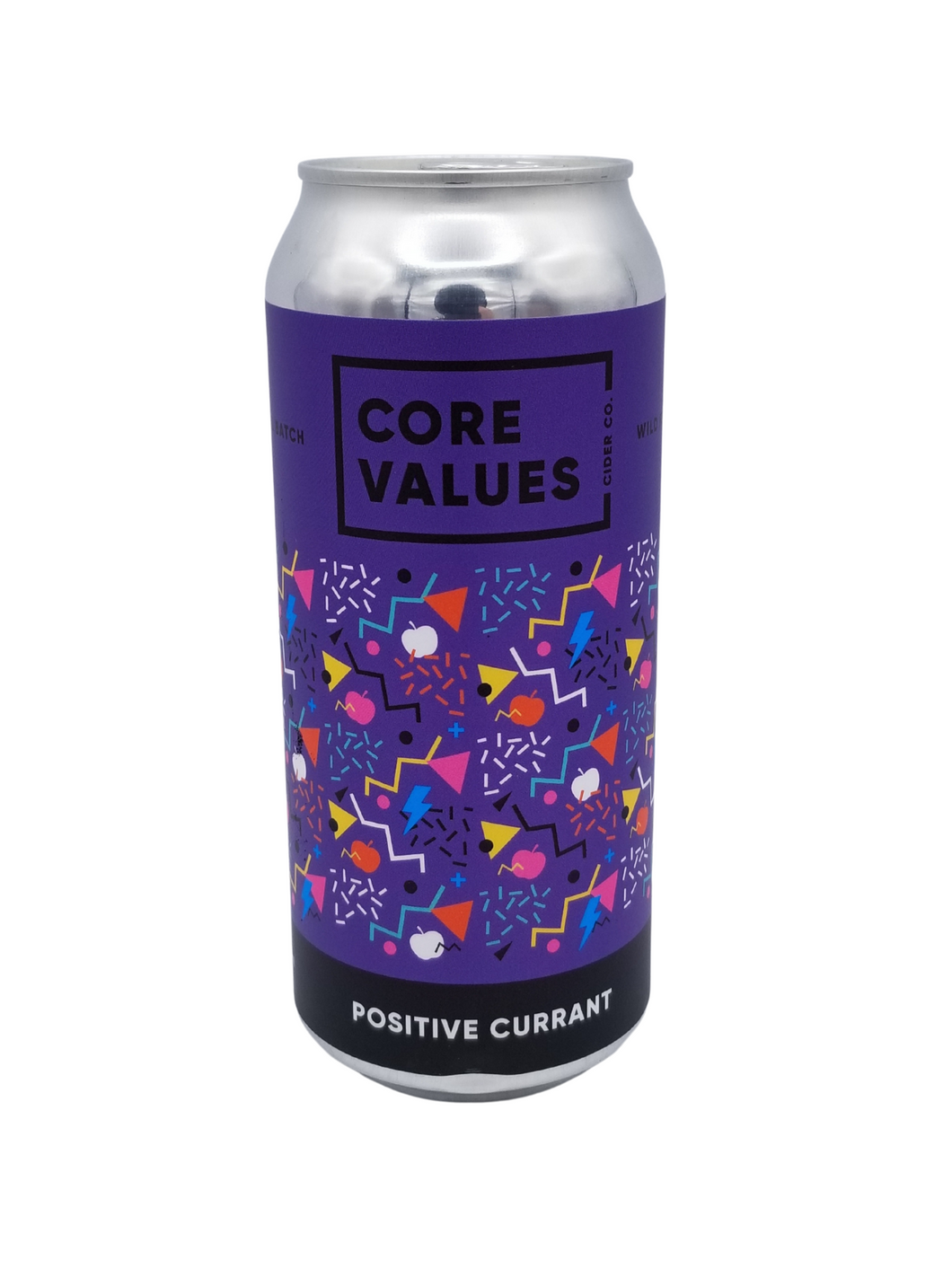 Core Value Positive currant cider