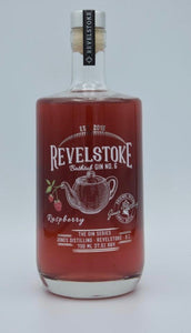 Revelstoke Gin Series No 6 Raspberry