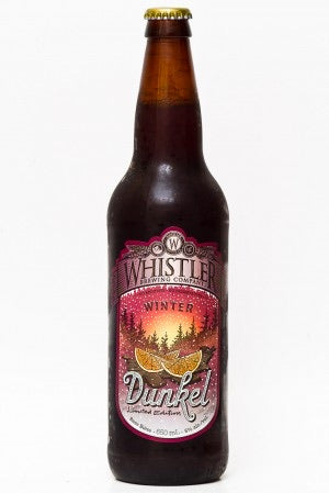 Whistler Brewing Winter Dunkel