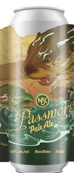 Nelson Brewing Passmore Organic Pale Ale