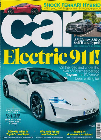electric 911 porsche - car magazine - mens grooming - tent grooming - tent nutrition
