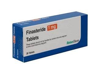 Finasteride for hair loss 1mg tablets 28