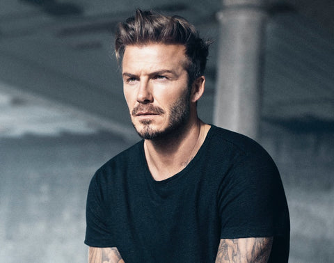 David Beckham style grooming - best groomed British men