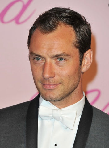 Jude Law hair - style - mens grooming - British grooming icon