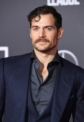 Henry Cavill beard - hair - grooming - mens grooming - best groomed celebrities