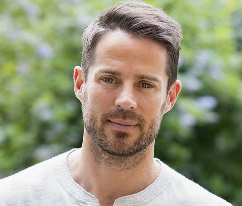 Jamie Redknapp hair - style - grooming - mens grooming - British celebrities