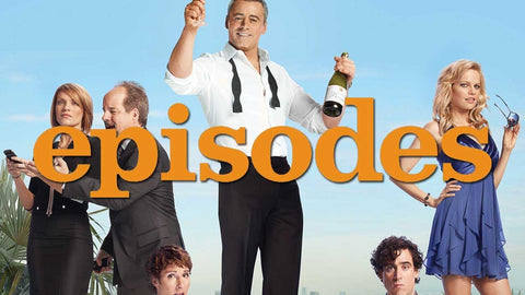 Matt Leblanc-episodes