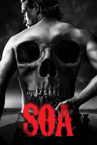 Sons of Anarchy-Charlie Hunnam-Jax Teller