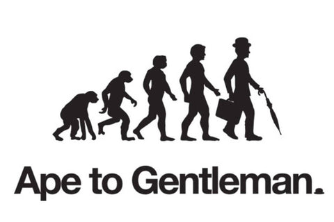 Ape to gentleman - best mens magazine - mens grooming - tent nutrition