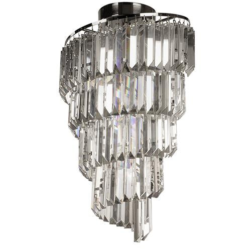 TIARA - 8 Bulbs - Chrome