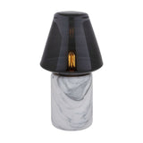 TIARA Table Lamp - 1 Bulb - Marble