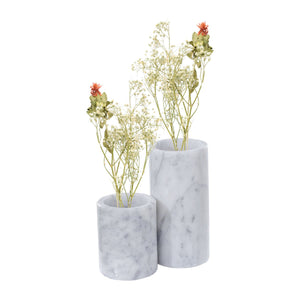TIARA Set of Cylinder Vases