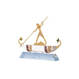 Pharaonic boat - Clear