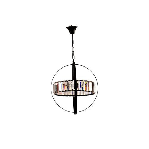 TIARA - 6 Bulbs - Black