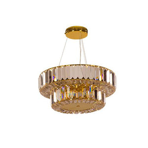 TIARA - 8 Bulbs - Gold