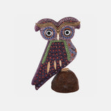 Asfour-Crystal-Owl-inlaid-with-colored-crystal-lobes