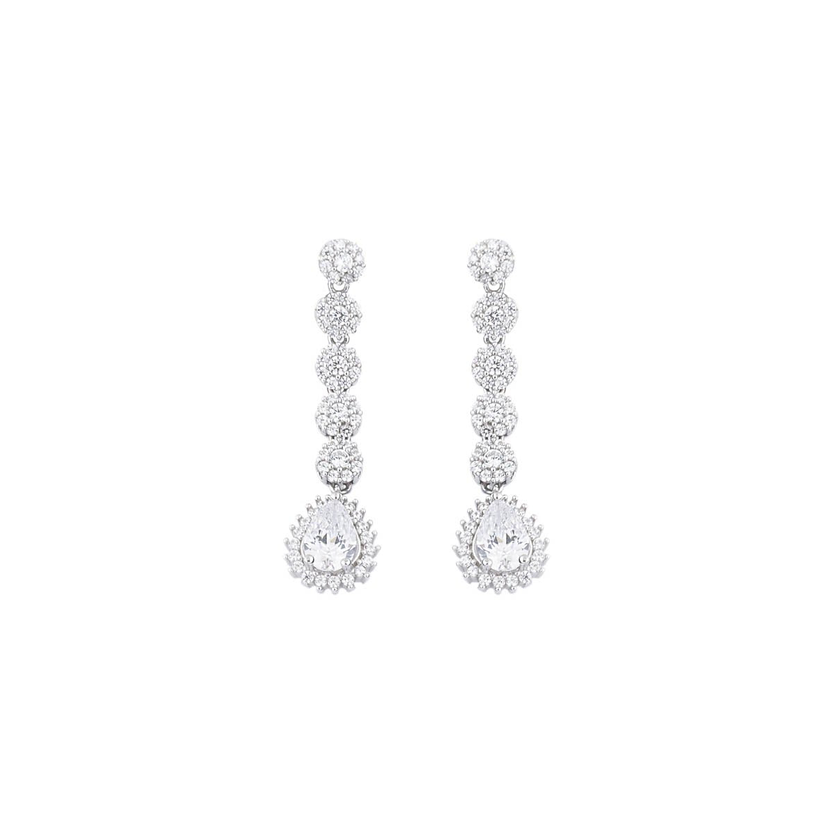 Earring E1385 - 925 Sterling Silver
