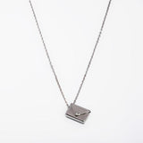 Necklace N1111 - 925 Sterling Silver - Mail