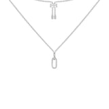 Necklace N1259 - 925 Sterling Silver