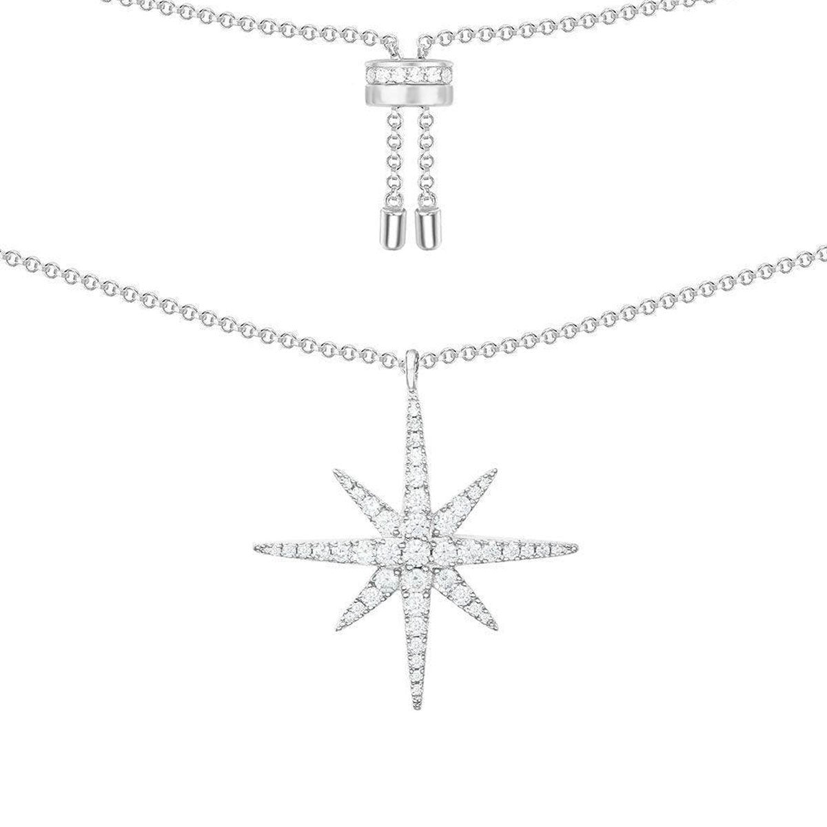 Necklace N1269-S - 925 Sterling Silver