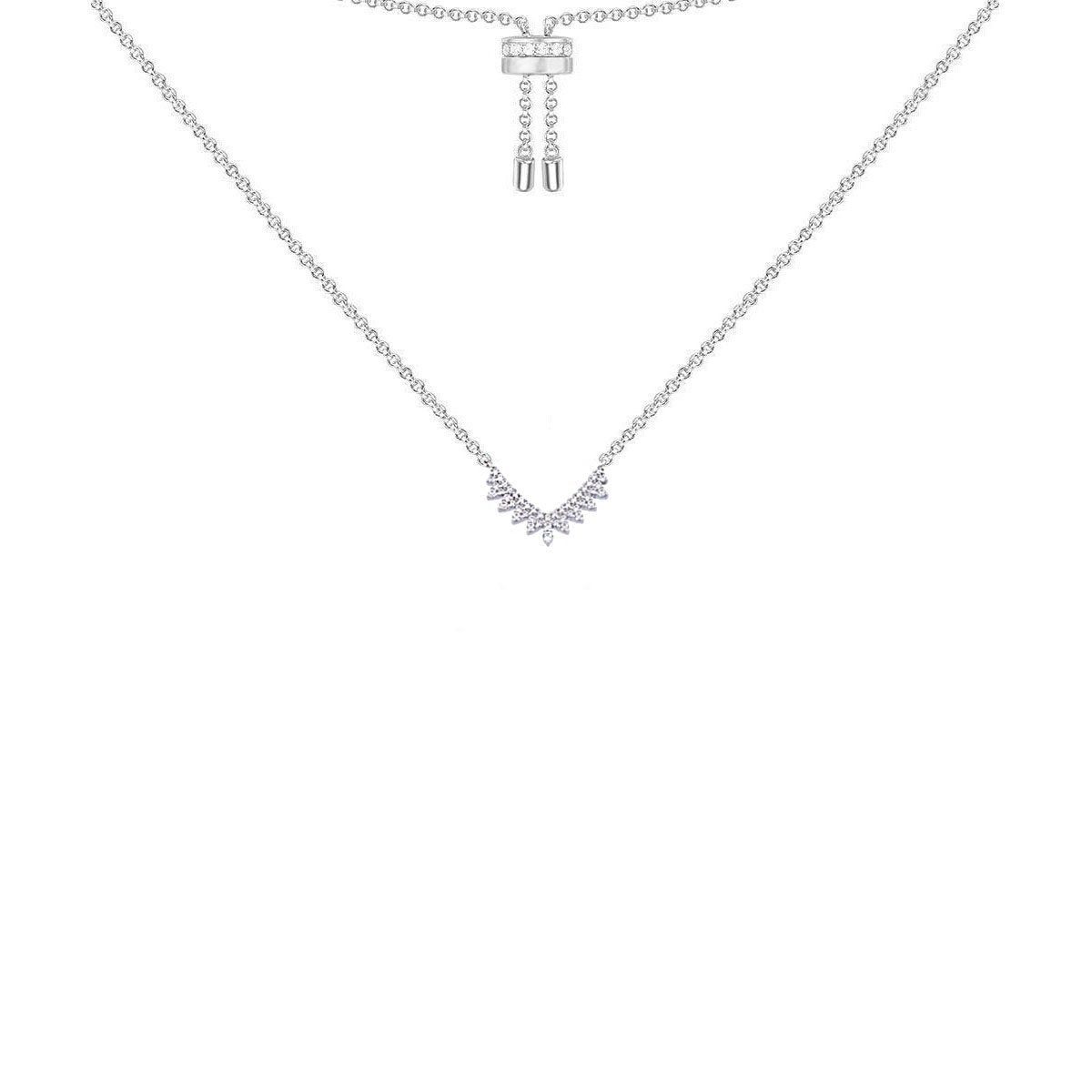 Necklace N1279 - 925 Sterling Silver