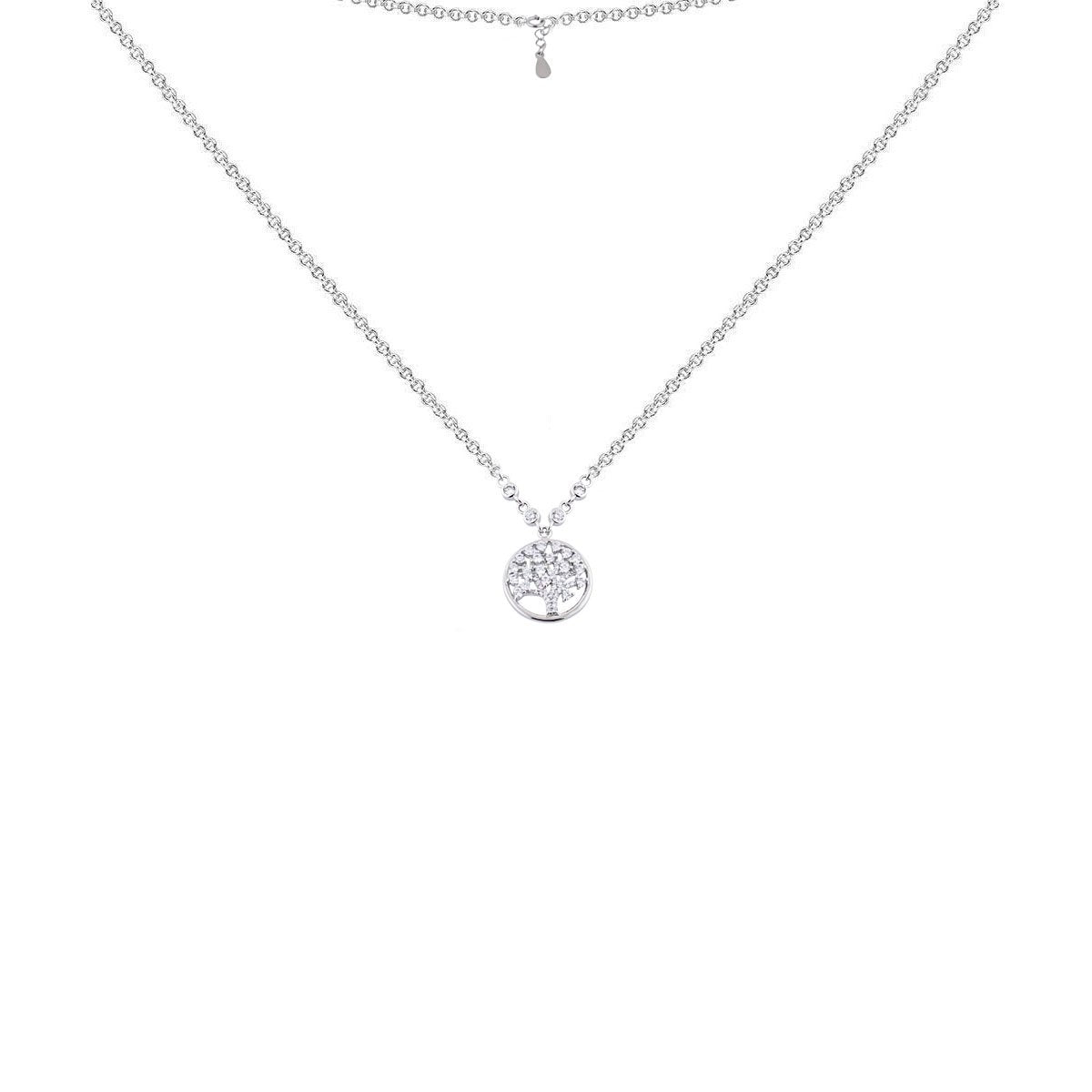 Necklace N1291 - 925 Sterling Silver