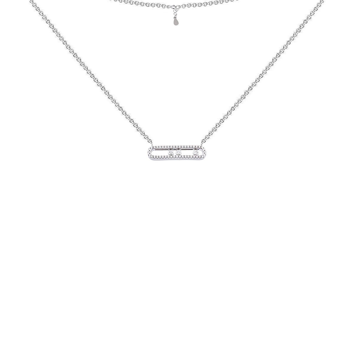 Necklace N1293 - 925 Sterling Silver