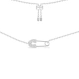 Necklace N1296 - 925 Sterling Silver