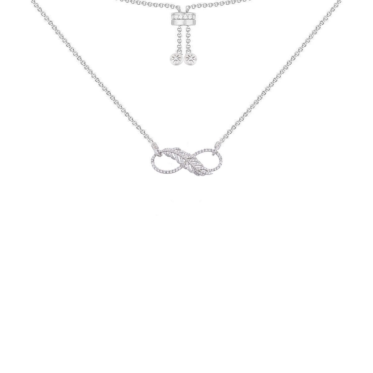 Necklace N1297 - 925 Sterling Silver
