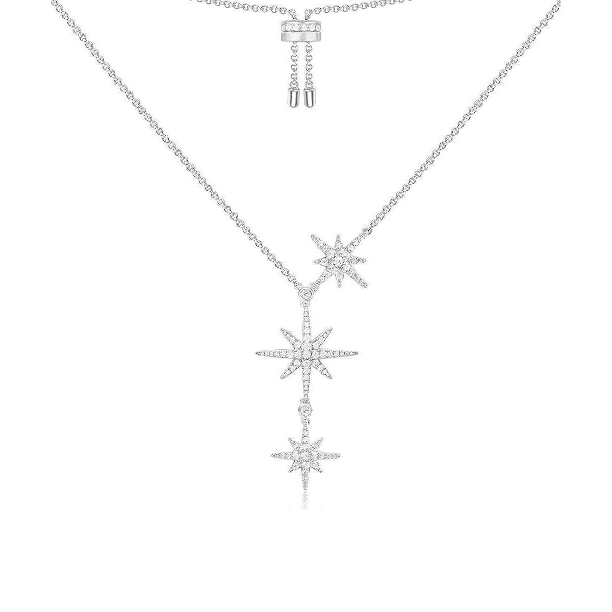Necklace N1326 - 925 Sterling Silver