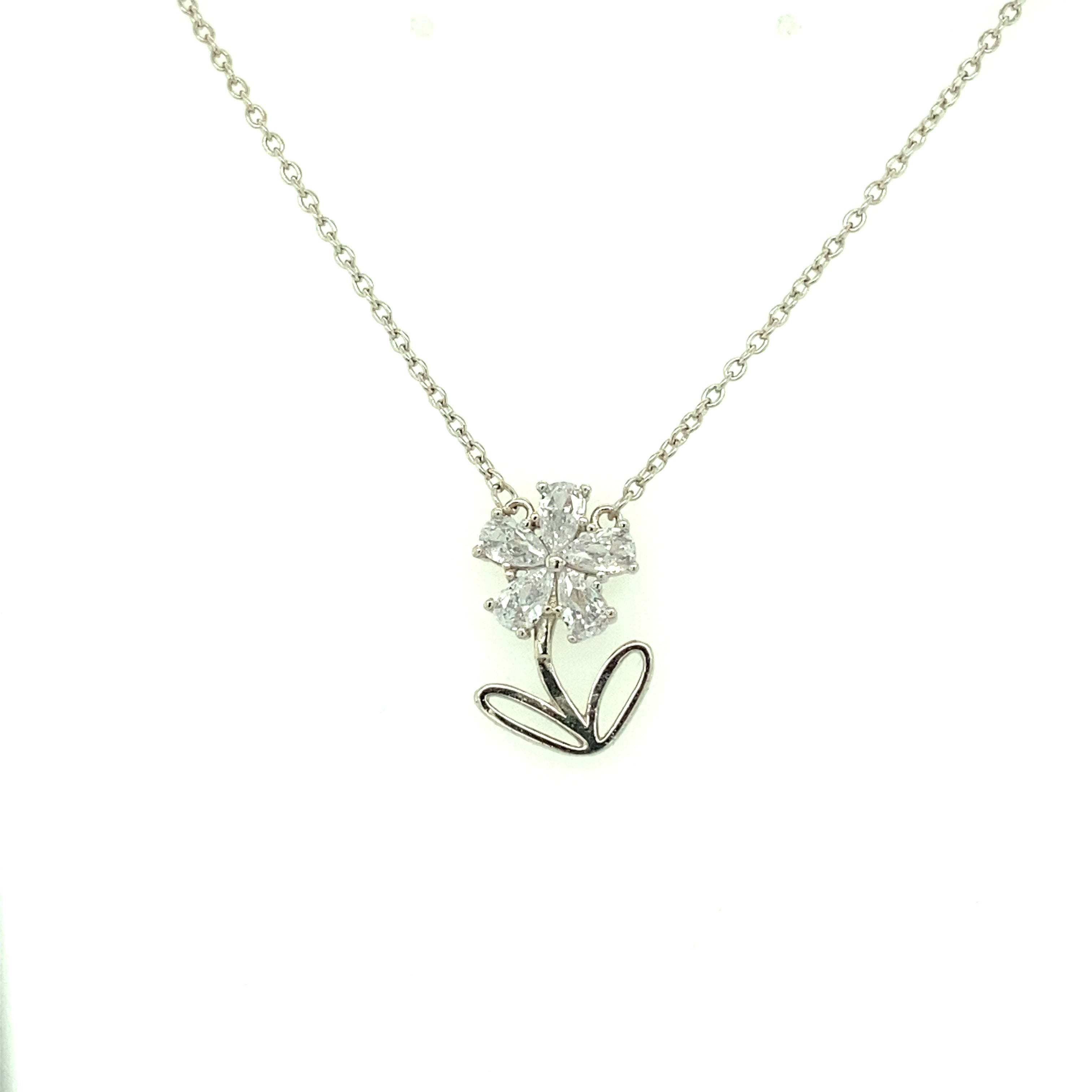 Necklace n1570 - 925 Sterling Silver