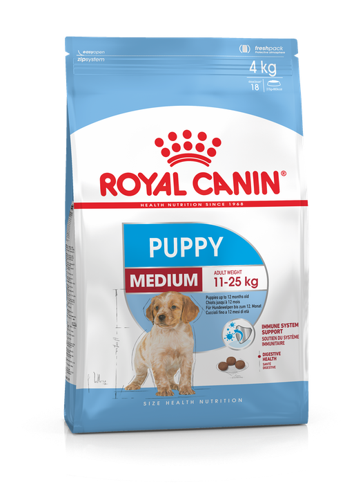 Royal Canin | Medium Puppy - 4kg
