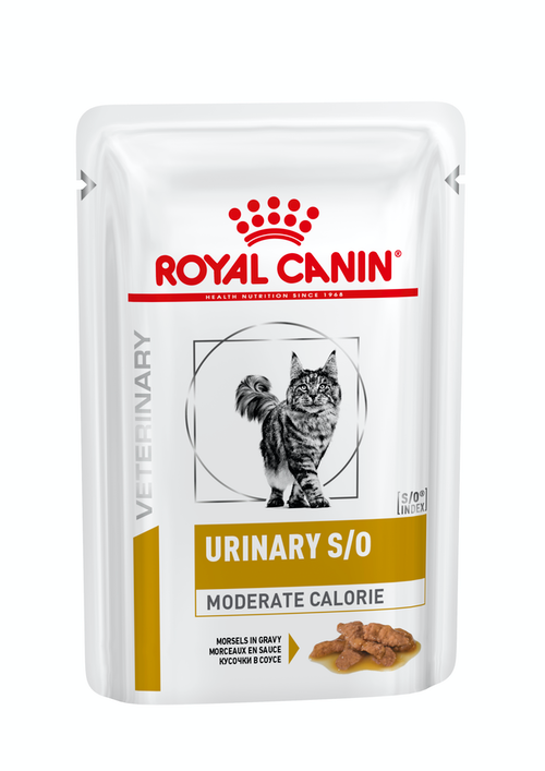 Royal Canin | Urinary S/O Moderate Calorie - WET