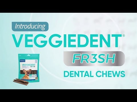 Veggiedent FR3SH Dental Chews