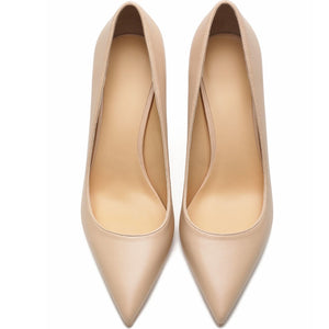 Classy Pointed Toe High Heels