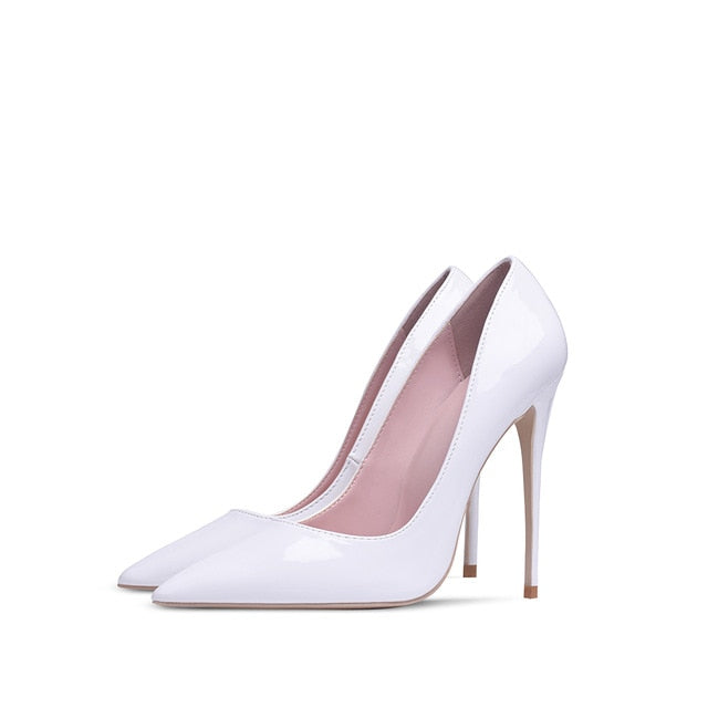High Heel Pointed Toe Stiletto Pumps
