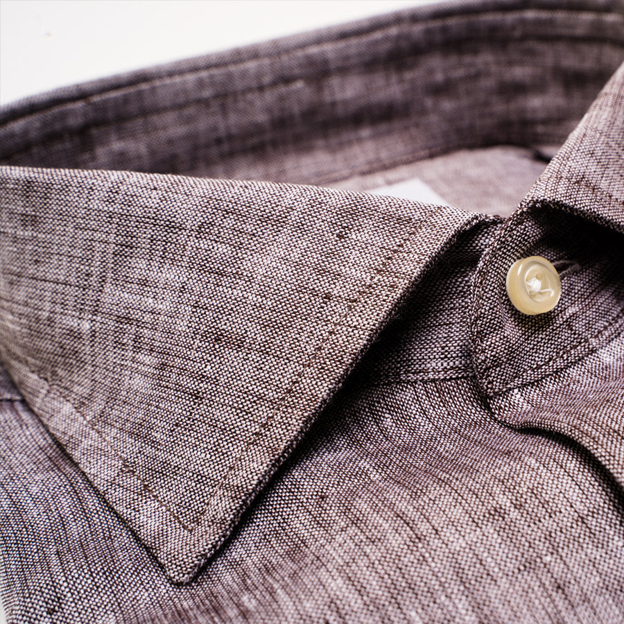 No.11 - Linen - Brushed Brown