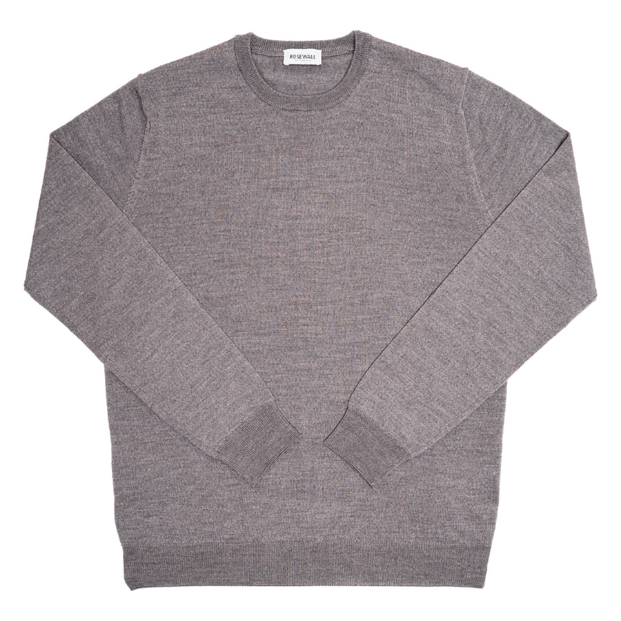 No.01 - Merino - Grey-ish