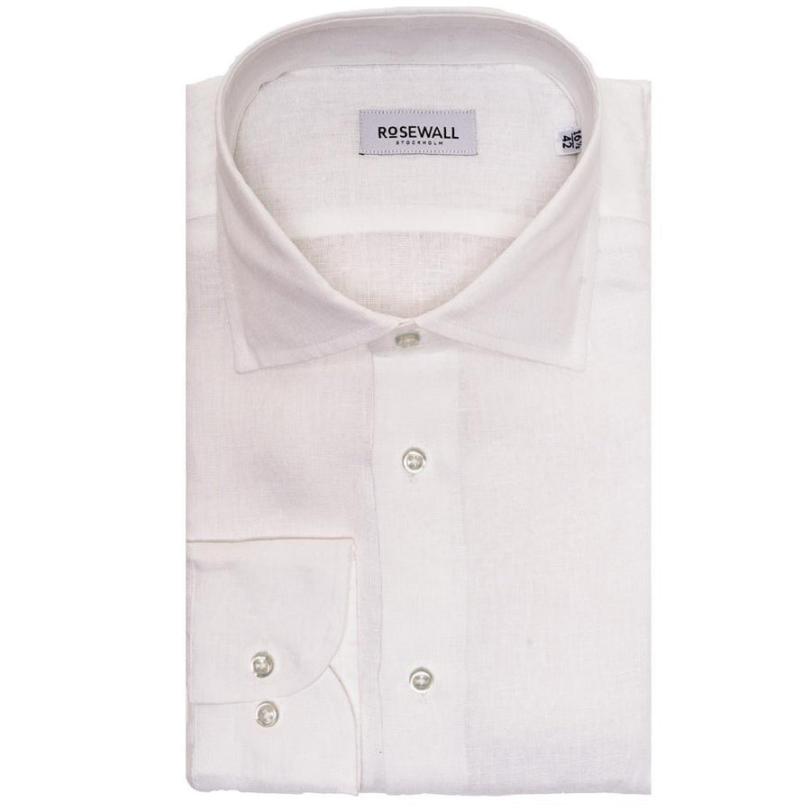 No.11 - Linen - Crispy White