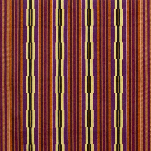 Afrilace AFRICAN FABRIC  COTTON  AFRICAN PRINT FABRIC(6 Yards)