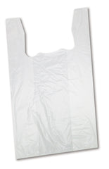 1/10 White T-Shirt Bag